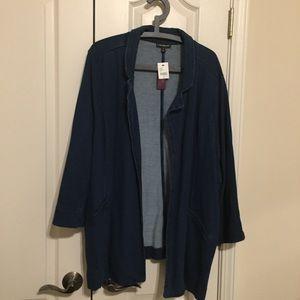 Nwt Denim jacket